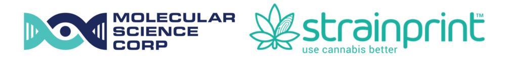 Molecular Science Corp. x Strainprint